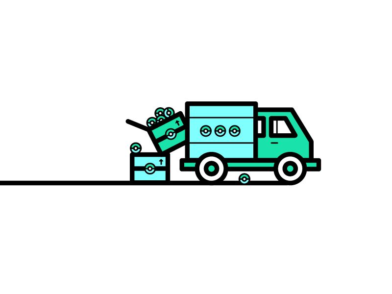 How To Draw A Delivery Truck Art For Kids Avec Images Dessin