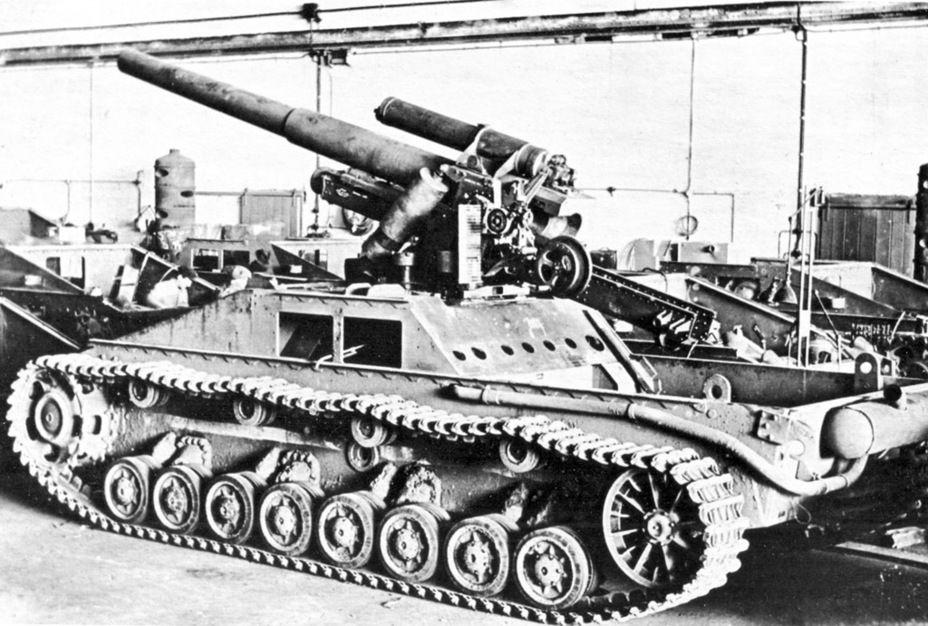 Geschützwagen für sFH 18/1 | Tanks | Ww2 tanks, Panzer iv