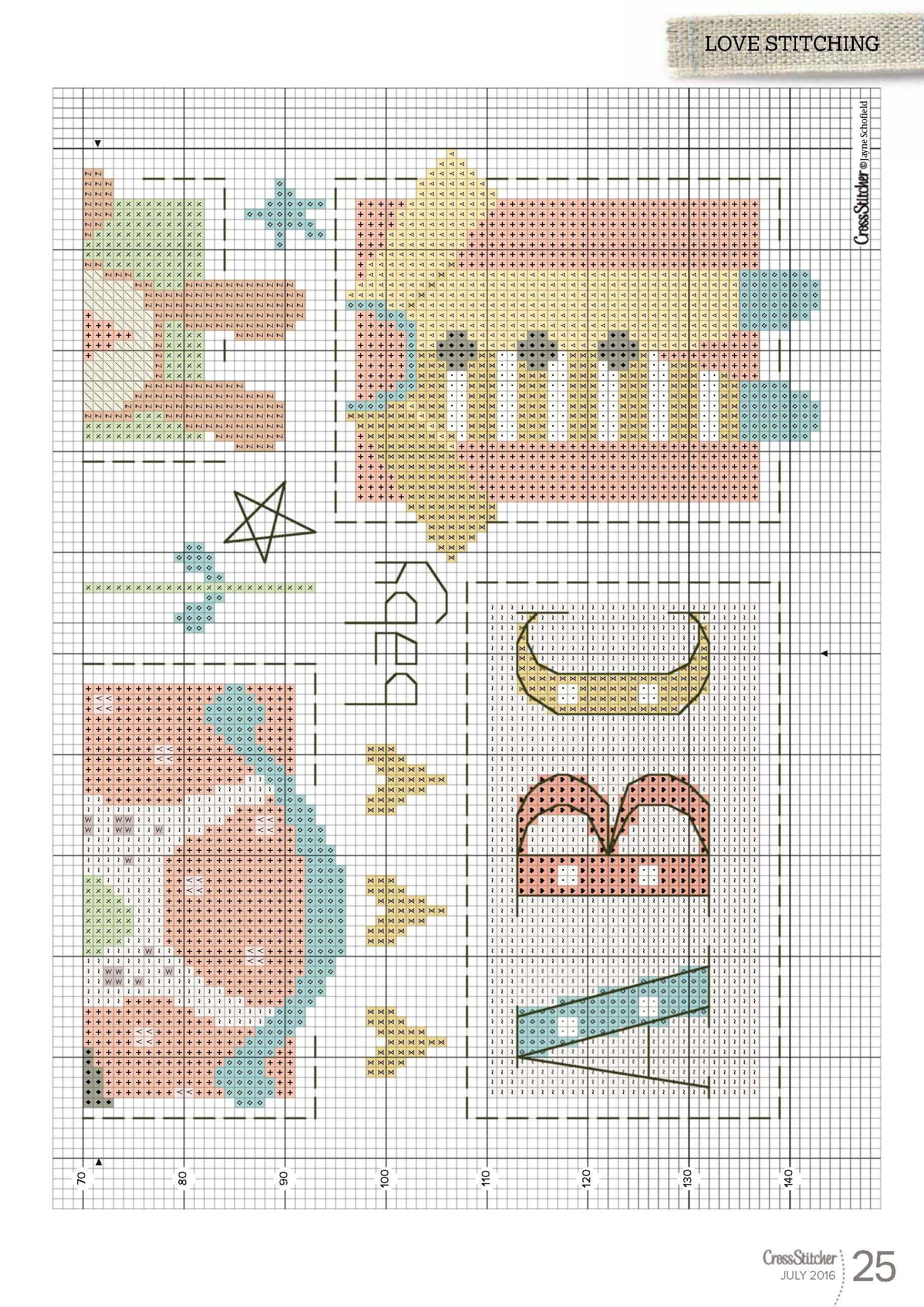 Good Night Sleep Tight From Cross Stitcher N 307 July 2016 4 Of 6 Cross Stitch Baby Cross Stitch Patterns Free Cross Stitch Patterns Christmas