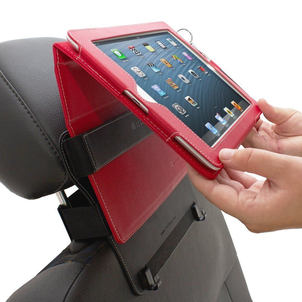 iPad Snugg Case - Car Headrest Mount Holder | Ipad mini ...