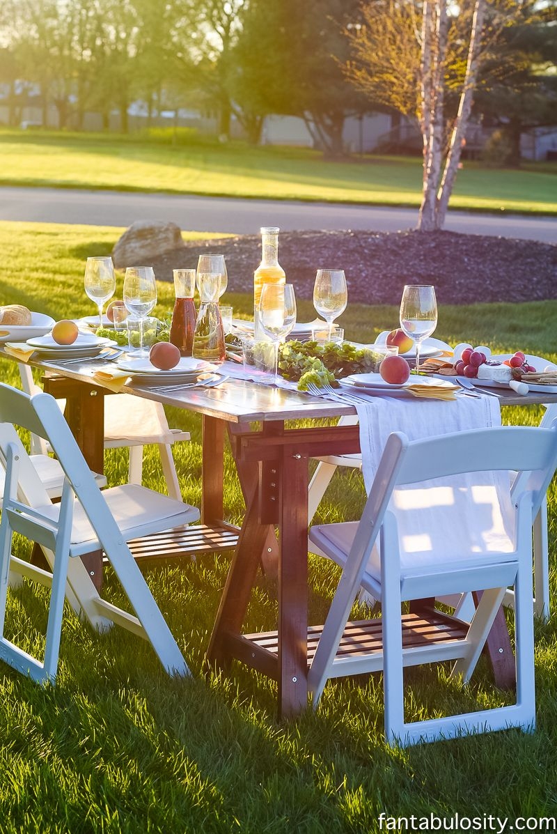 Dinner Party Fun Ideas Part - 32: Pop Up Backyard Dinner Party: Entertaining Ideas, Classy, Easy Simple,  Quick,