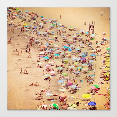 The Beach by Maite Pons