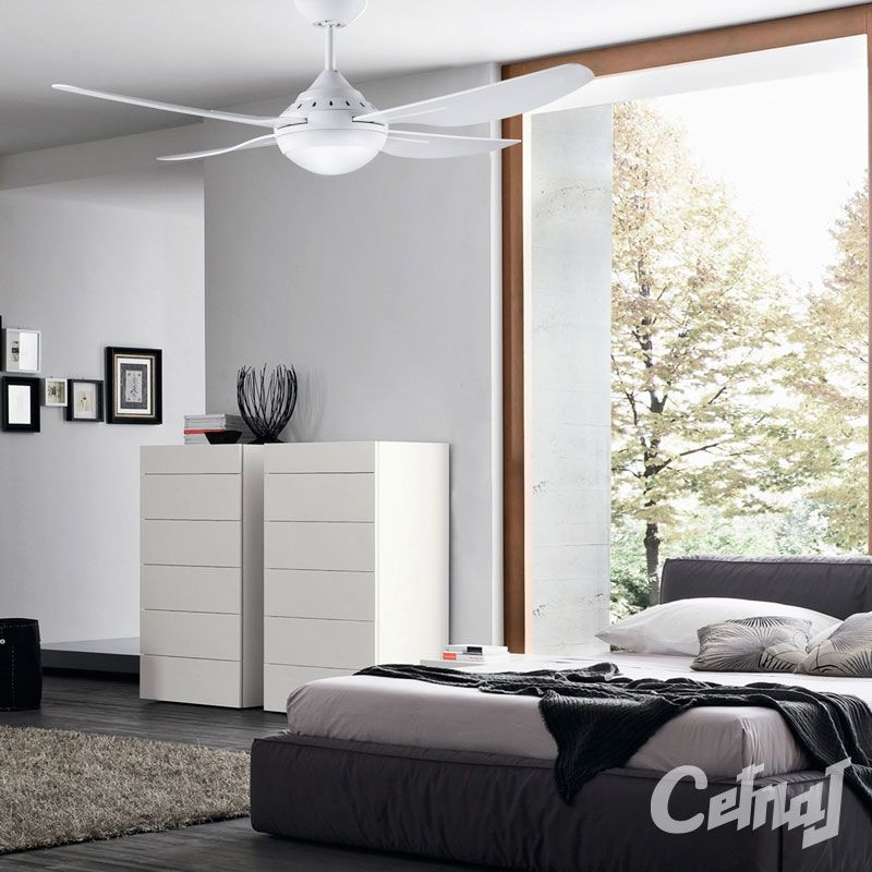 The Howrah Ceiling Fan By Jantec Features A Fresh Design And Constructed With Latest High Grade Engineering Plastics