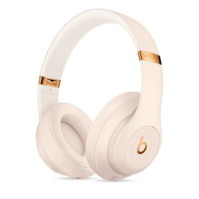 Beats Studio3 Wireless Over Ear Headphones Porcelain Rose