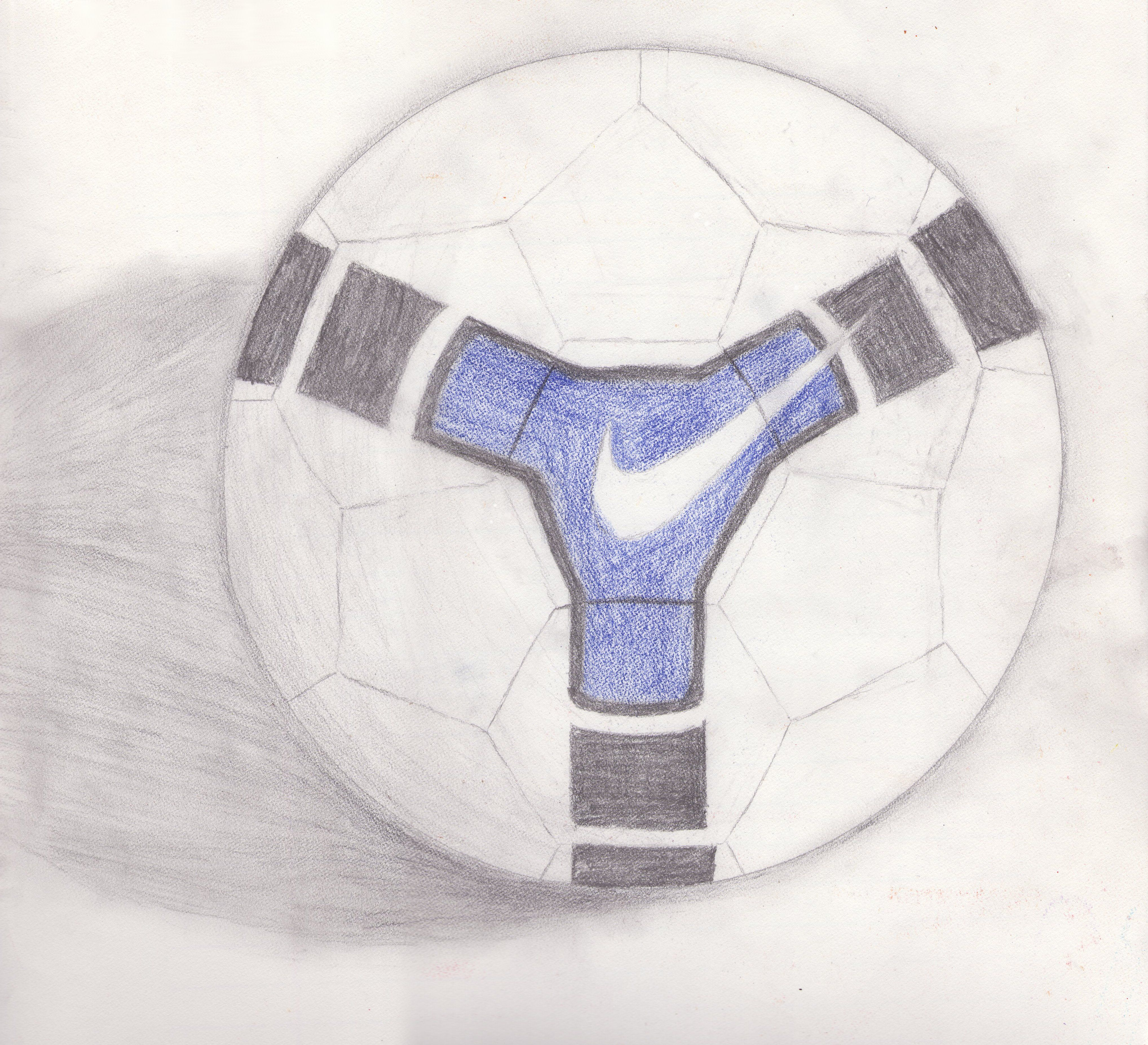 Nike Soccer Ball Drawing Background 1 Soccer Ball Soccer Drawing Nike Soccer Ball