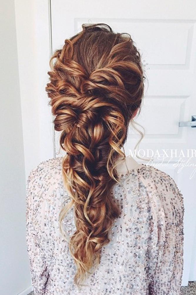 35 Best Ideas of Formal Hairstyles for Long Hair 2020 ...