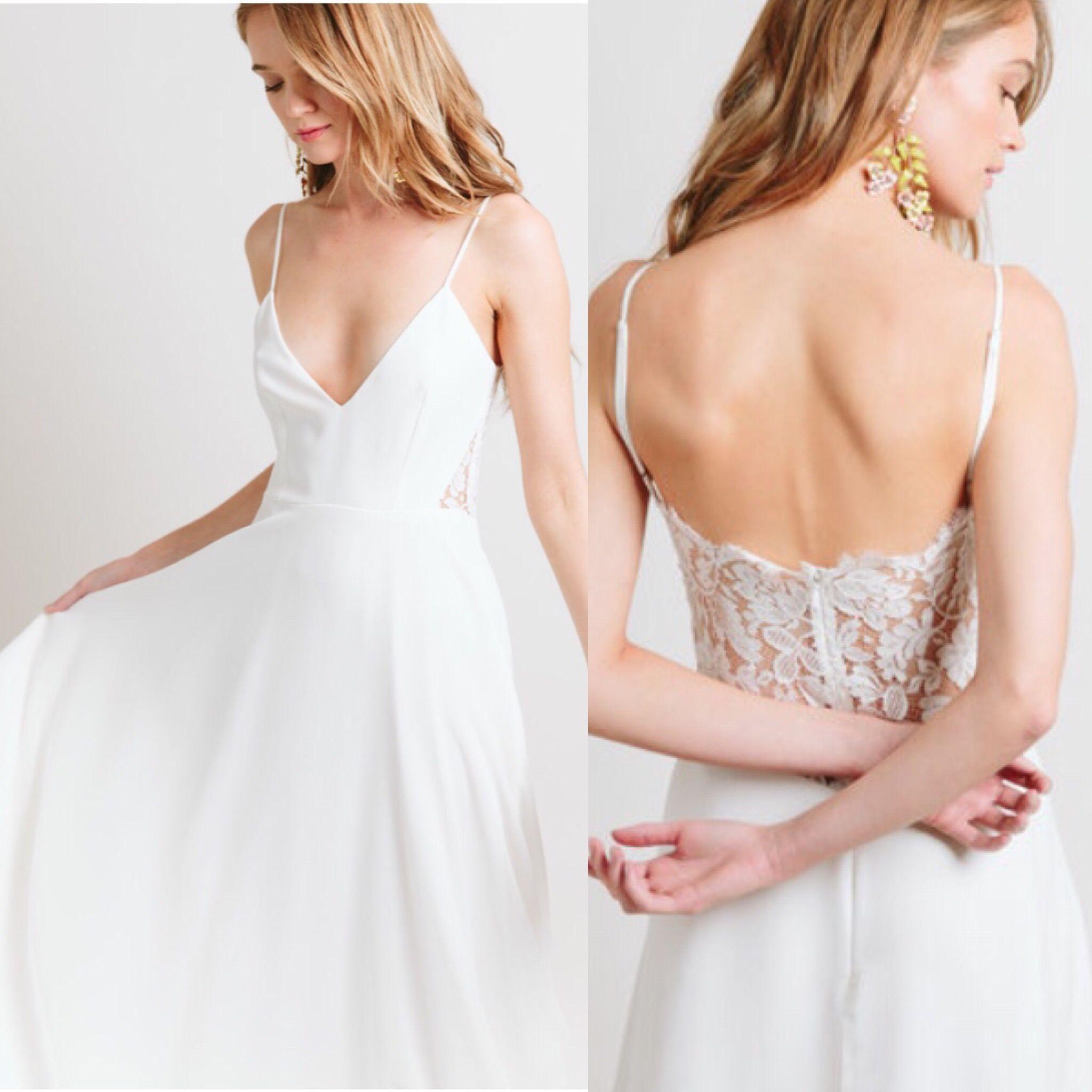 0fd46528c5f SOLD Sarah Seven sample dress.  920 (Orig  2