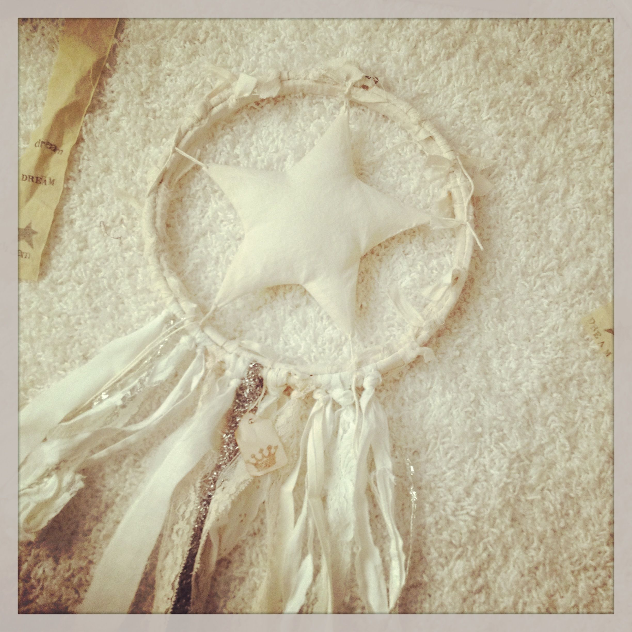 Bad Shabby Chic To Catch All The Bad Dreams A Shabby Chic Star Dream