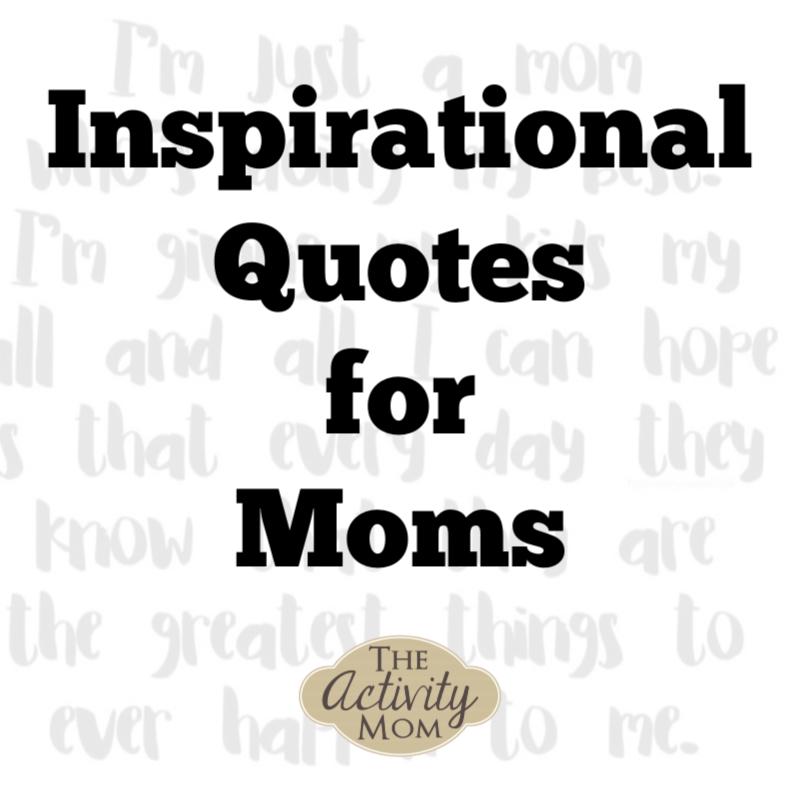 q&a concerning moms