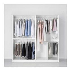 kombinationen ohne t ren pax system ikea einrichten. Black Bedroom Furniture Sets. Home Design Ideas