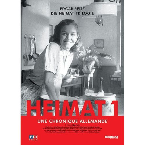 Edgar Reitz Heimat 1 Une Chronique Allemande Heimat Eine Deutsche Chronik 1984 Dvd Deutsch Filmposters