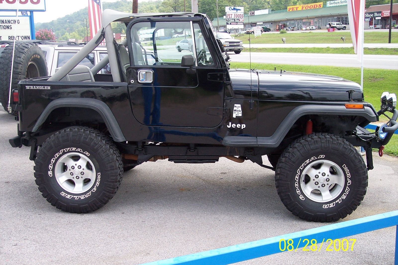 1998 Jeep Wrangler 2008 Jeep Wrangler 2 Dr Rubicon Picture Exterior 1998 Jeep Wrangler Jeep Wrangler 2008 Jeep Wrangler