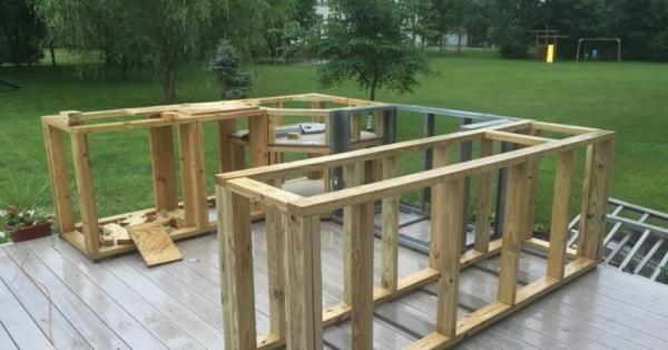 Ils avaient un bout de patio inutilis ce qu 39 ils en ont fait est wow id es pour la maison - Qu est ce qu un blender en cuisine ...