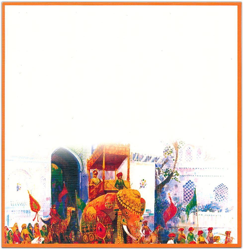 D 6304 White Color Multicolor Offset Cards Hindu Cards Indian Wedding Invitation Card Design Indian Wedding Invitation Cards Hindu Wedding Cards