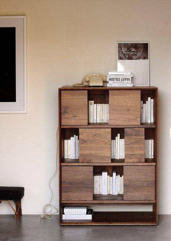 Walnut Nordic Highboard By Ethnicraft Interior Decorating Living Room Walnut Furniture Ethnicraft #walnut #furniture #living #room