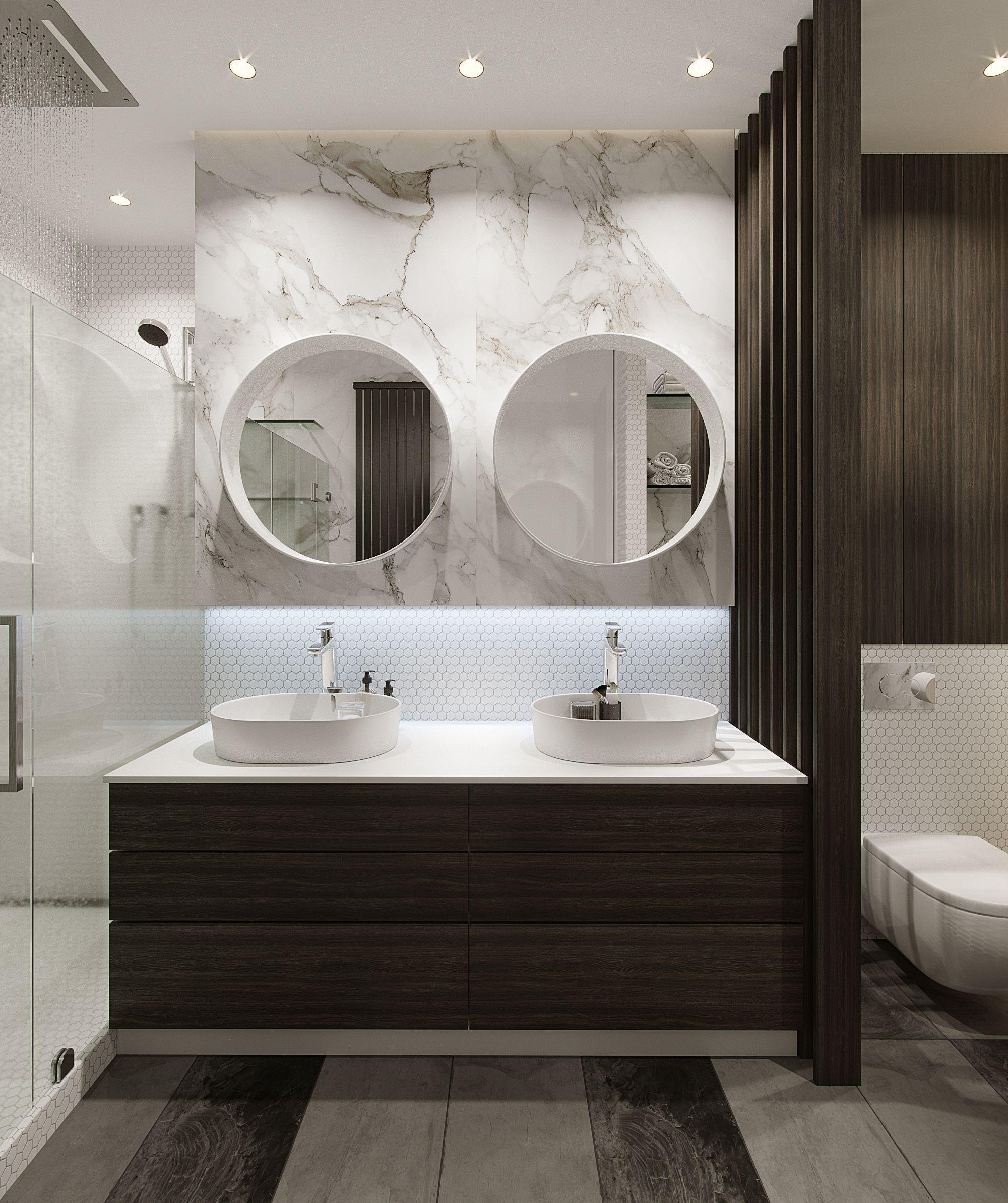 Showcase And Discover Creative Work On The World S Leading Online Platform For Creative Indus Bathroom Design Inspiration Modern Bathroom Design Bathroom Decor