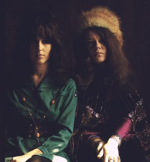 Janis and Grace, 1960s.