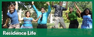 Eastern Michigan University: Residence Life. - Check out our new page!!