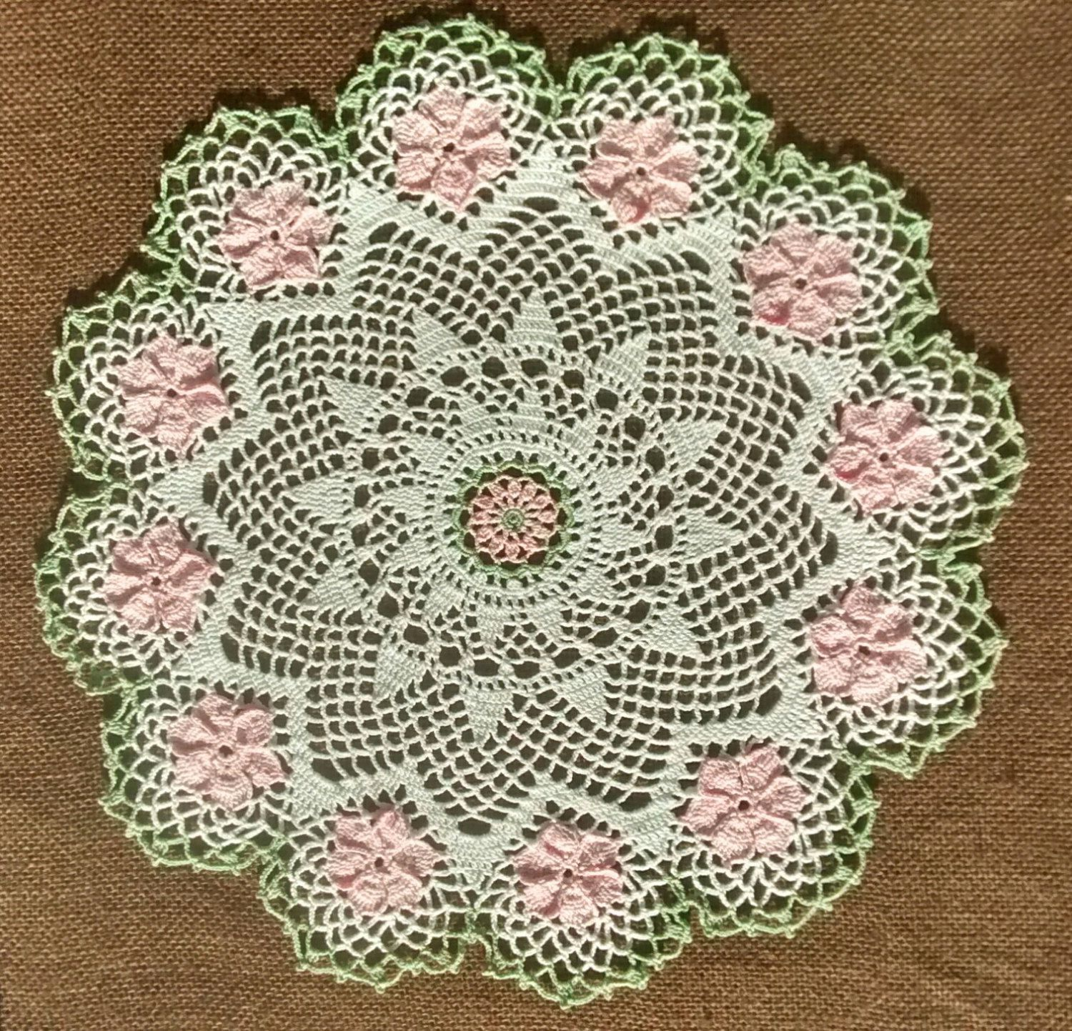RESERVED FOR S.M. Proceeds to Charity by PussyWillowCrochet