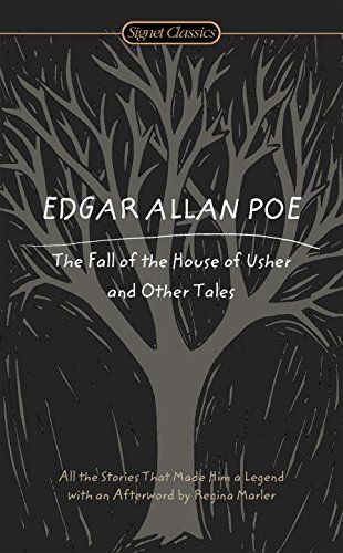 The Fall of the House of Usher and Other Tales (Signet Classics) by Edgar Allan Poe http://www.amazon.com/dp/0451530314/ref=cm_sw_r_pi_dp_DMZcwb188EHDP