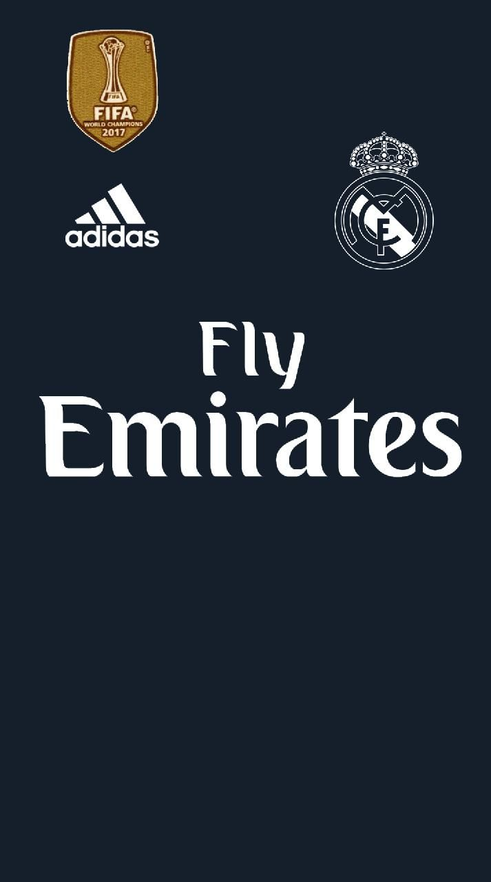 Download R Madrid Away 1819 Wallpaper by PhoneJerseys f4