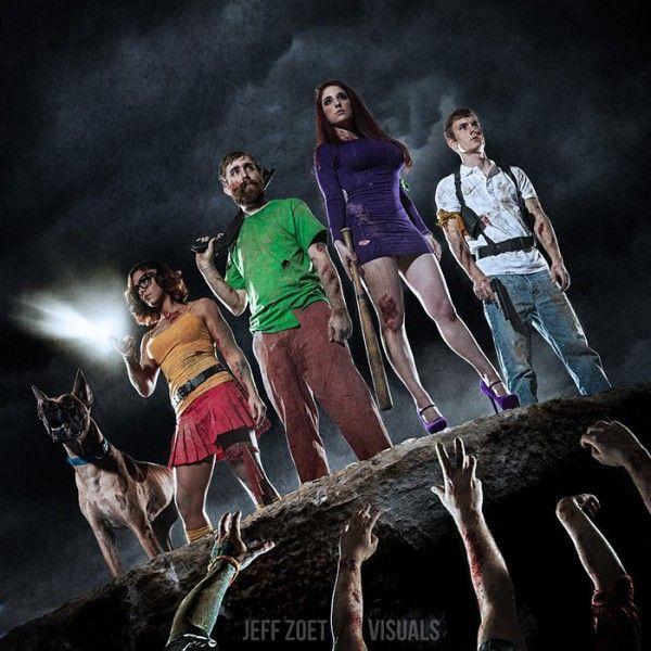 Scooby doo zombie death squad capharna m dessin anim - Personnage de scoubidou ...