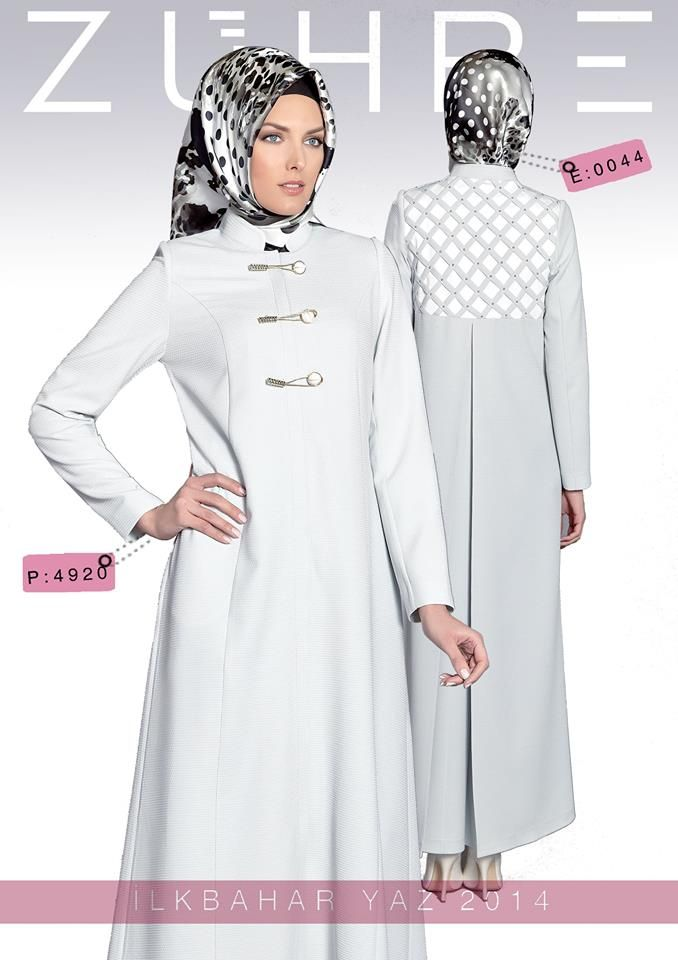 Zuhre Pardesu Model Pakaian Hijab Model Pakaian Model Baju Wanita