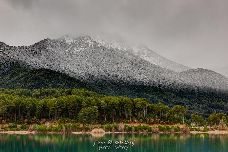 ***Lake Doxa by stavros  kesedakis (Corinthia, Greece)