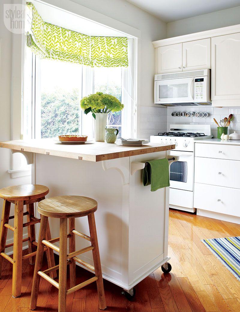 Small House Interior Design Kitchen: Interior: Urban Cottage Country Charm