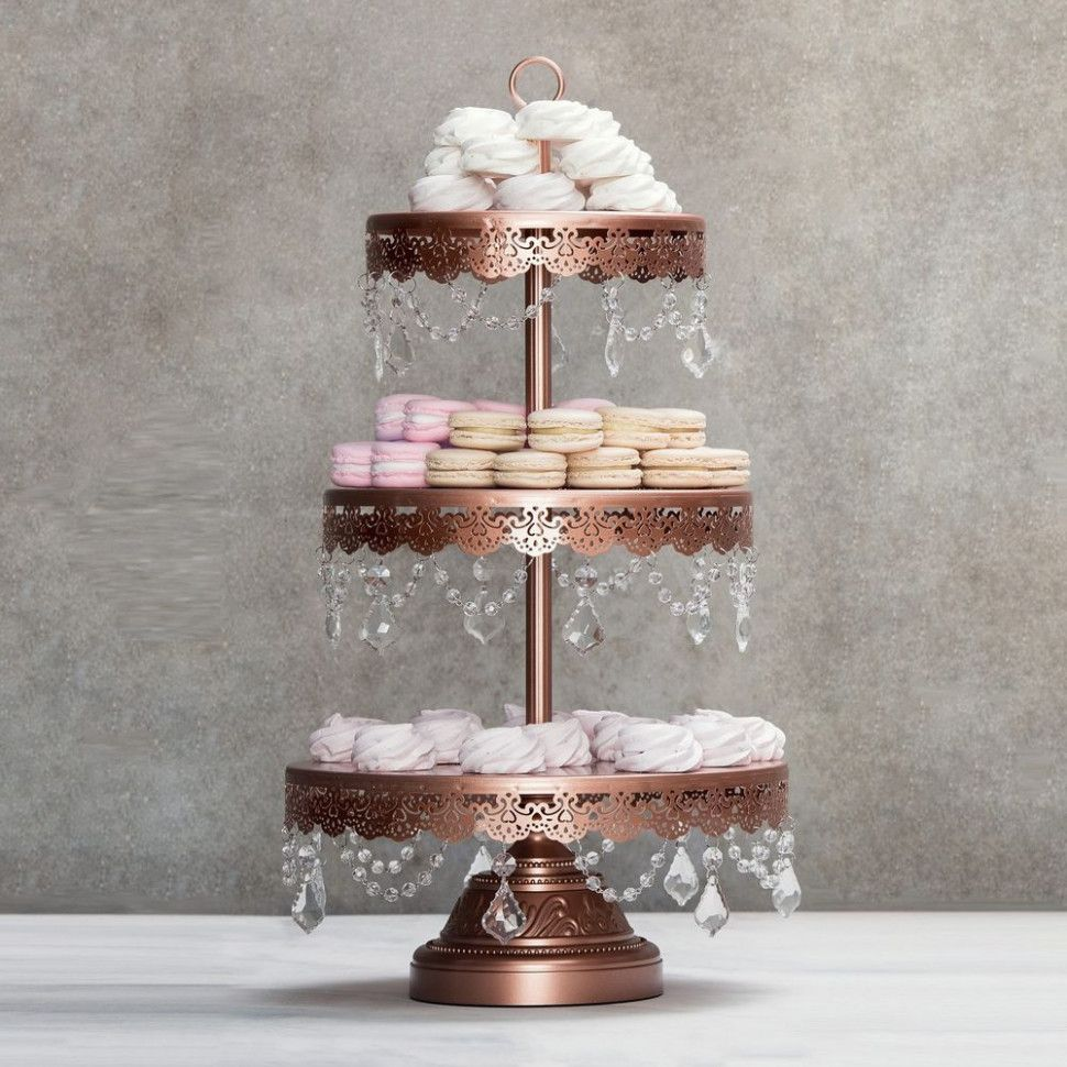 Wedding cupcakes tier cake stands bridesmaid dresses pinterest
