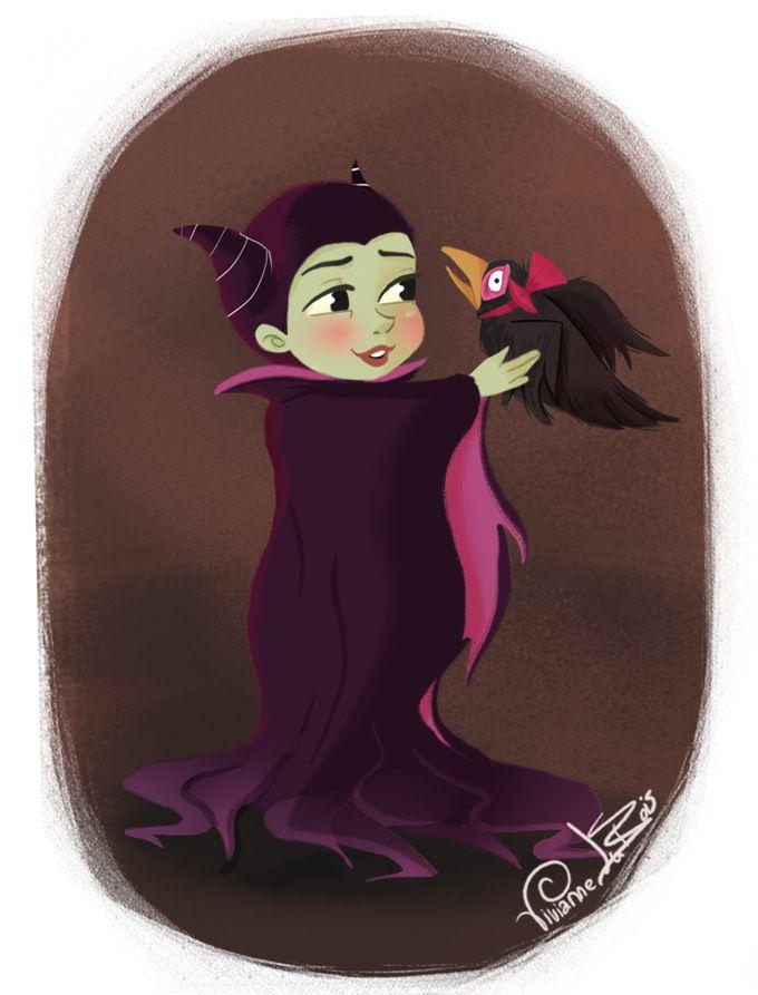 La Bella Durmiente 3 puntada cruzada contada Kit personaje de película de Disney