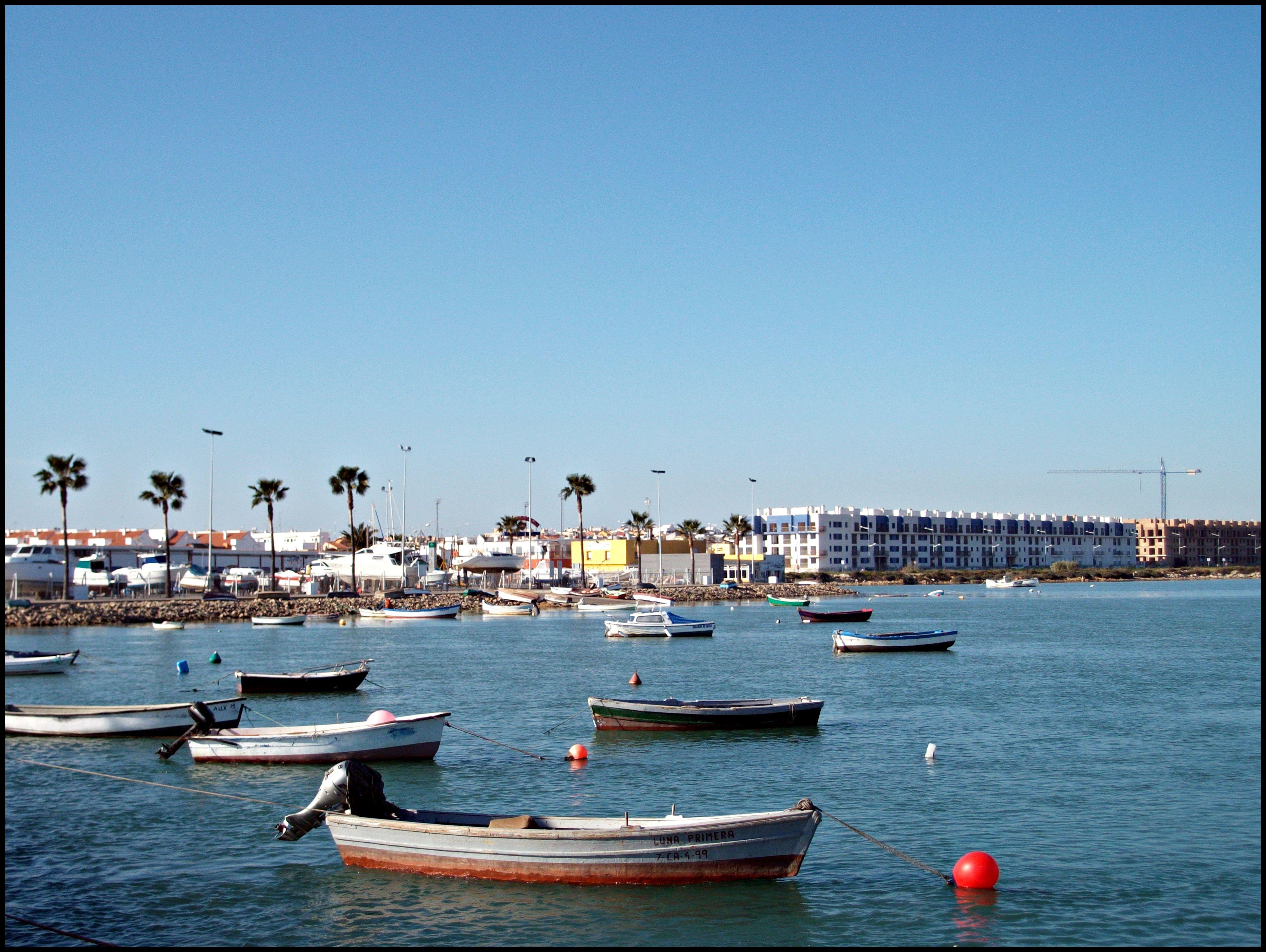 Puerto pesquero de Gallinera