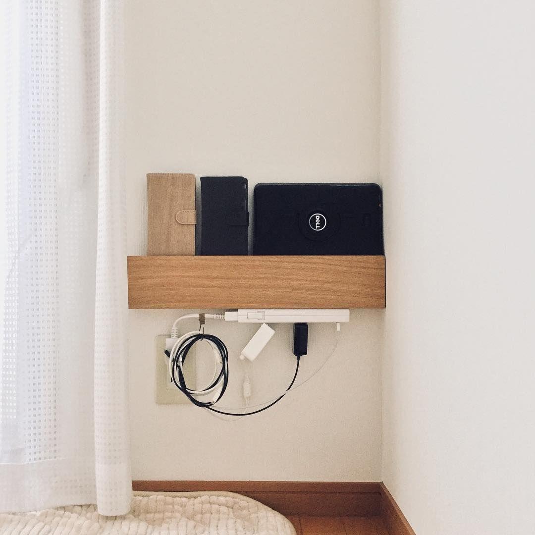 こんな使い方もできる!無印「壁に付けられる家具」インテリア術25選