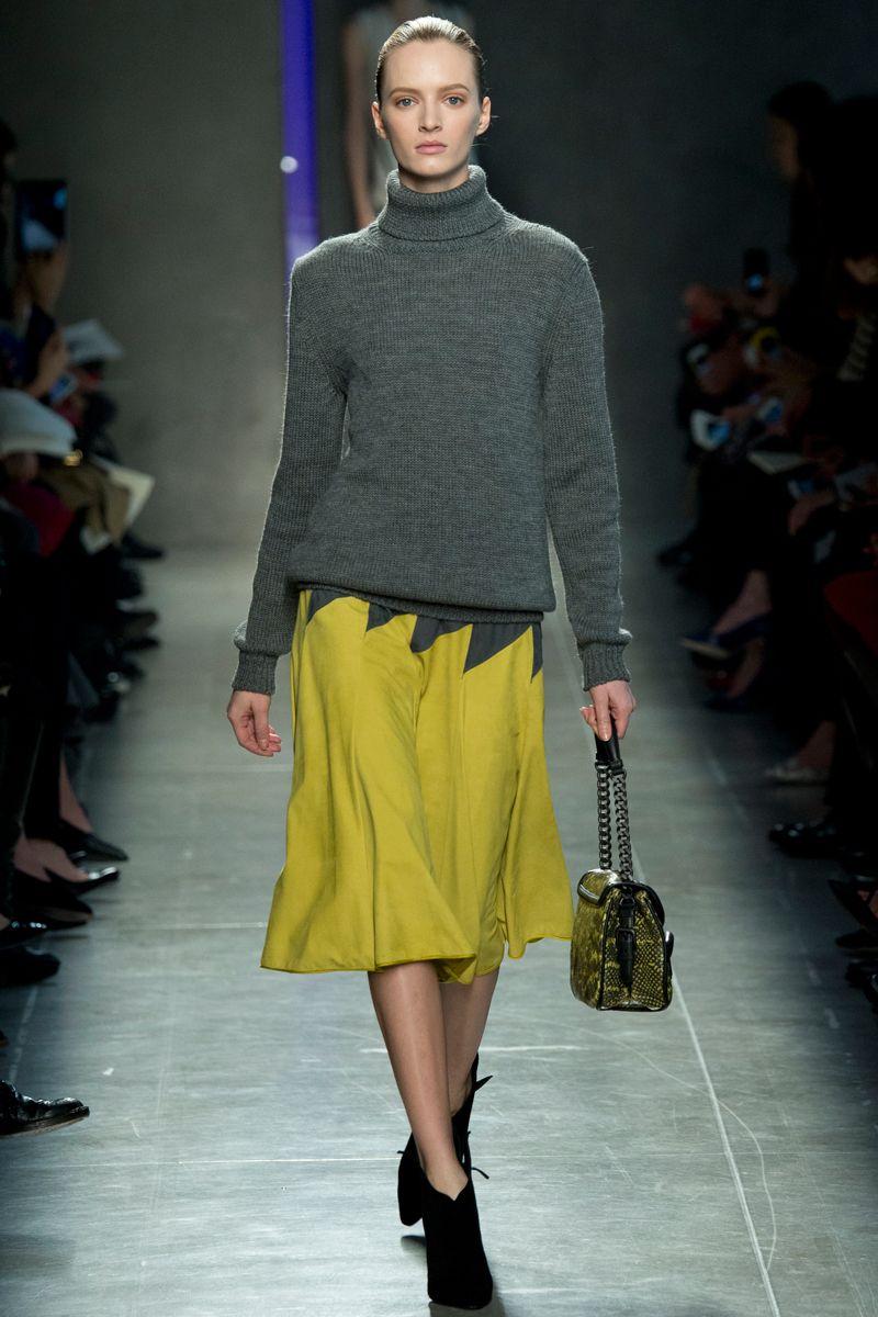 Bottega Veneta Fall 2014 RTW - Runway Photos - Vogue