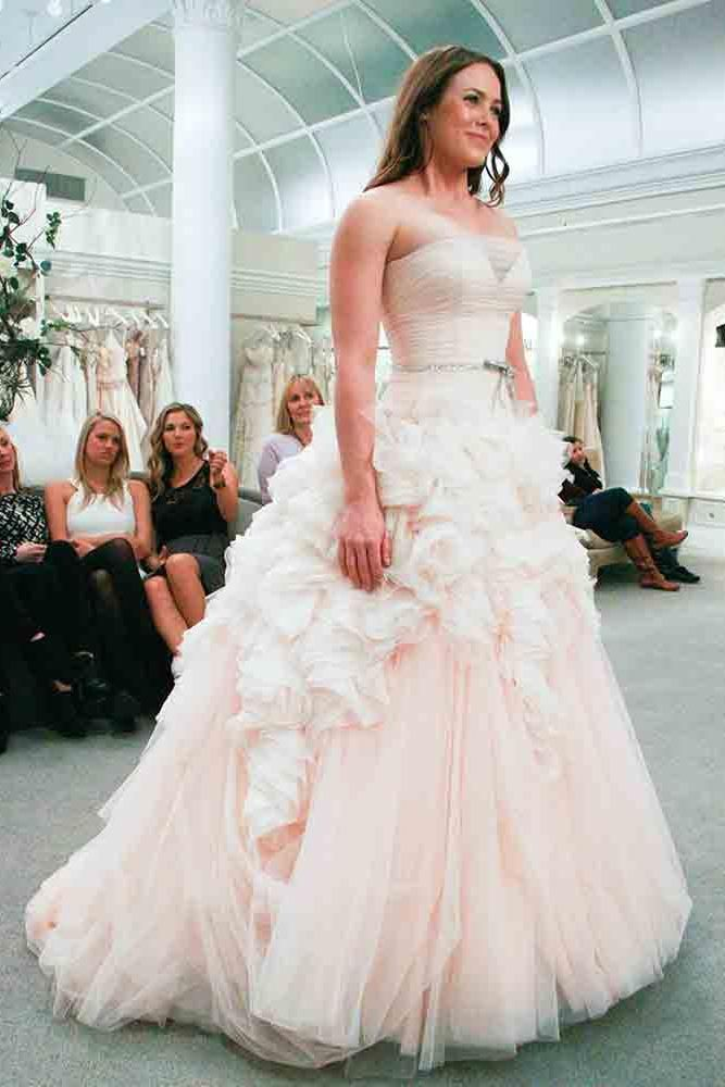 Tlc Official Site Non White Wedding Dresses Dresses Wedding Dress Pictures