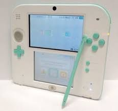 Image result for sea green 2ds