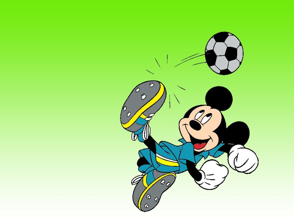 Картинки про спорт из мультфильмов