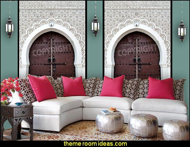 Moroccan Decorating Ideas   Moroccan Decor   Moroccan Furniture .