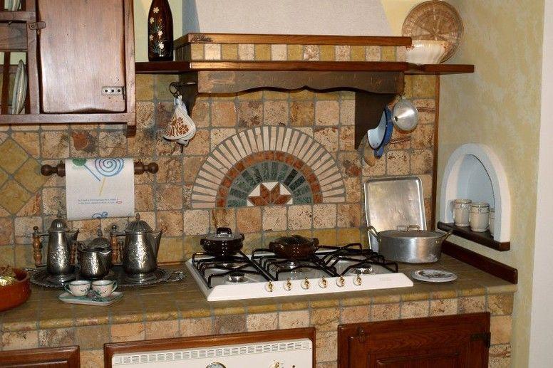 Cucine in muratura Modena Reggio Emilia – rustiche moderne ...