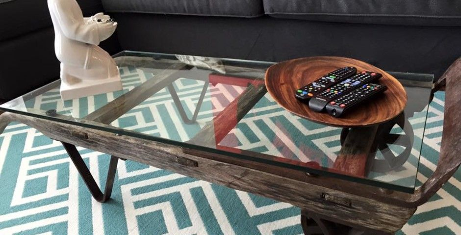 Diy Projects Home Decor Glass Top Table Table Coffee Table