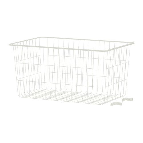 Us Furniture And Home Furnishings Wire Baskets Ikea Algot
