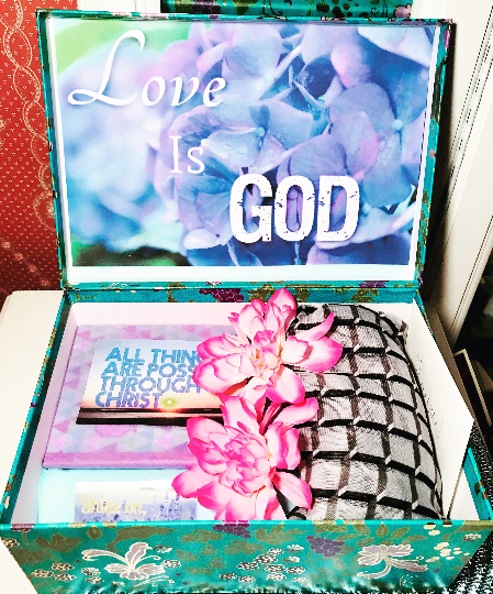 Themed Gift Baskets Birthday Gifts For Her Women Catholic Crafts Religious