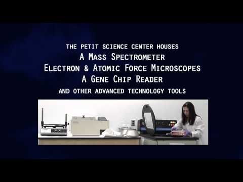Take A Peek At The Inside Our Of The Petit Science Center At Georgia State University Gsu Atlanta Georgia State University Science Center Technology Tools
