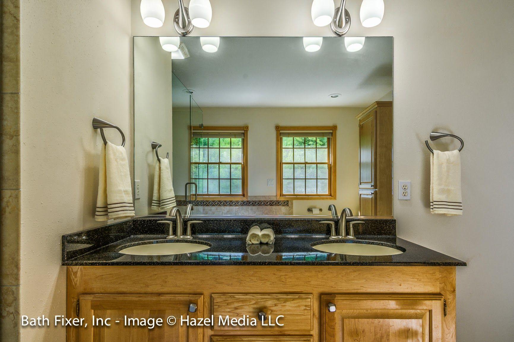 Bathroom Remodeled By Bath Fixer Inc La Crosse Wi Bathroom