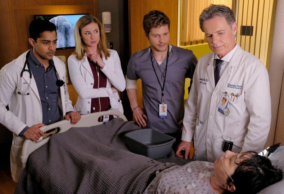 The Resident | Matt czuchry, The resident tv show, Best ...