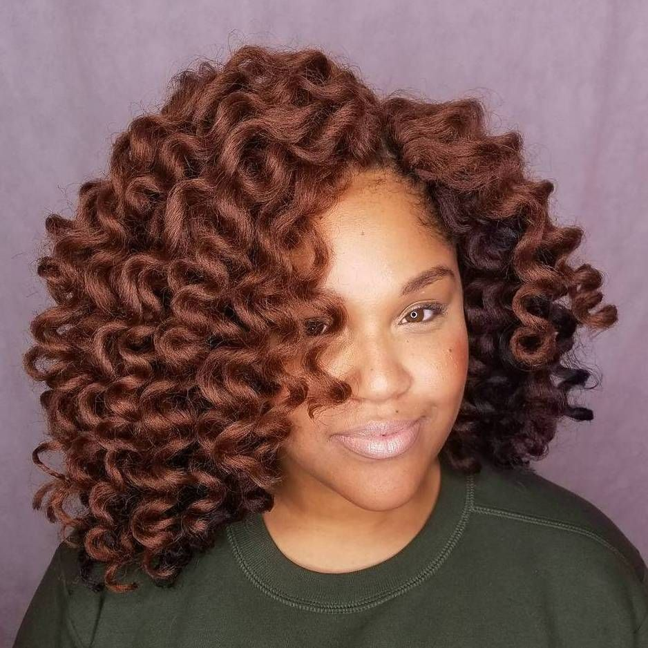 40 Crochet Braids Hairstyles For Your Inspiration Cool Braid