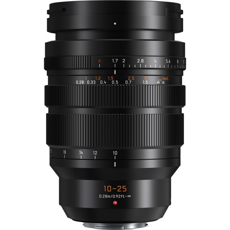 Panasonic Announces Super Fast 10 25mm F 1 7 Asph For Micro Four Thirds Panasonic 10 Things Mirrorless Camera