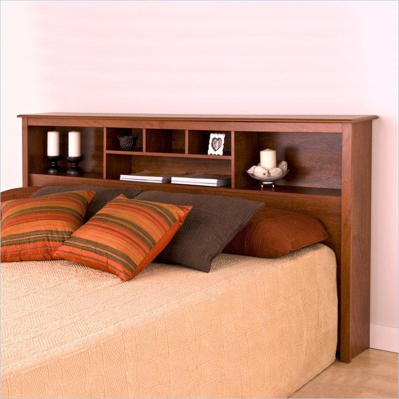 Elegant Similar To Scottu0027s Bookcase Headboard.