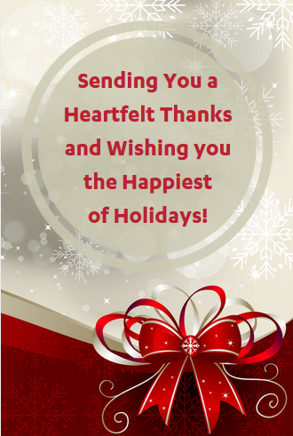 Business Thank You Messages Examples For Christmas Christmas Wishes Messages Holiday Wishes Messages Client Gifts Christmas