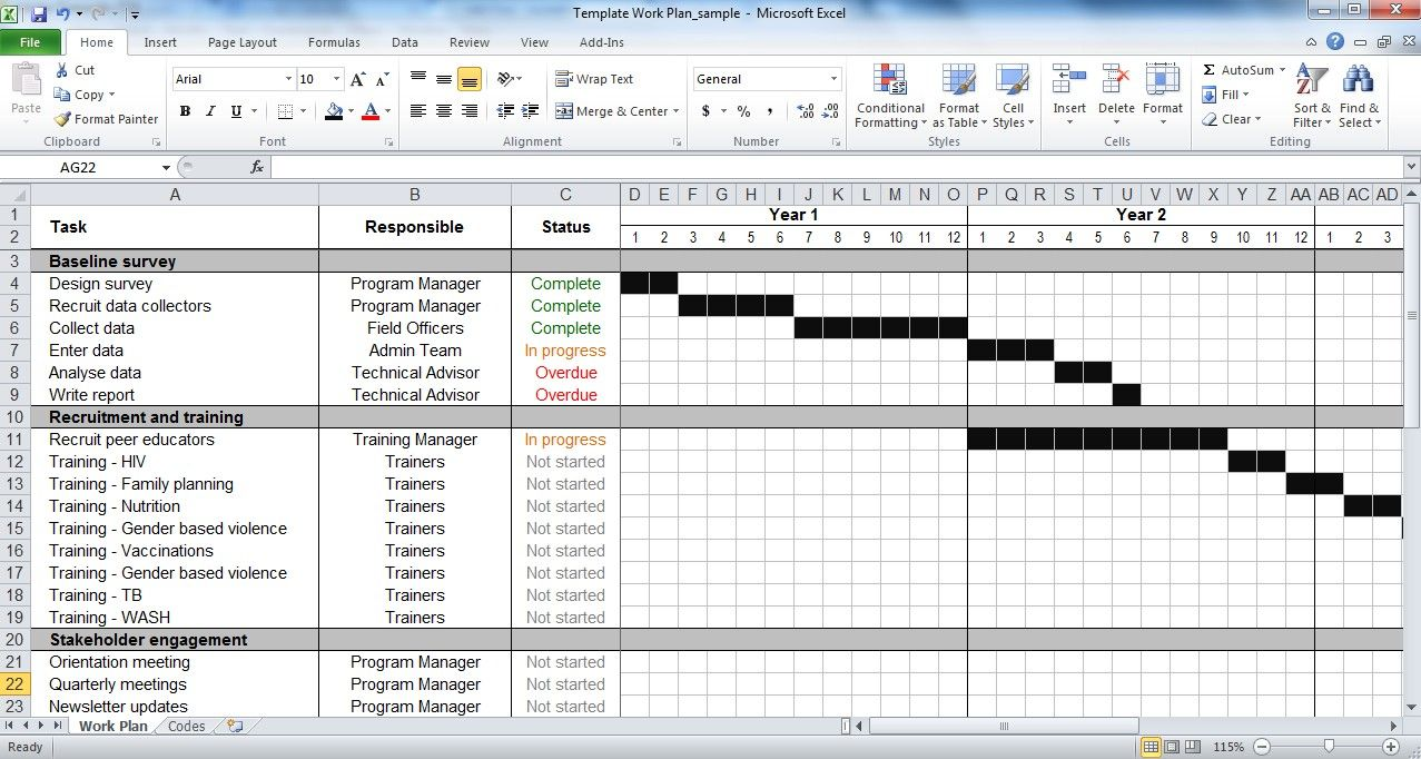 Program Plan Template Excel The Modern Rules Of Program Plan Template Excel In 2020 Project Planning Template Event Planning Template Event Planning Contract